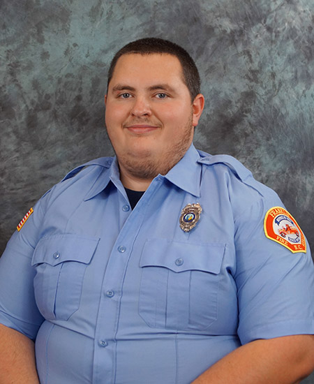 firefighter taylor holland franklin fire rescue